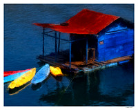 On Lake Atitlan